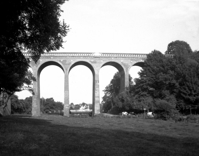 Lullingstone Viaduct, Eynsford, Kent