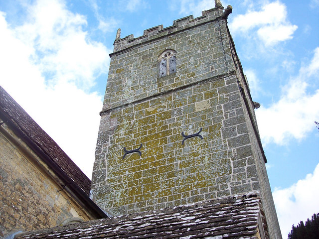 St Michael and All Angels Church, Stour Provost - Tower
