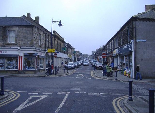 Queen Street, Amble