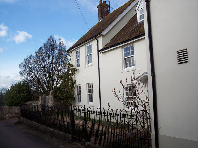 The Old School, Stour Provost