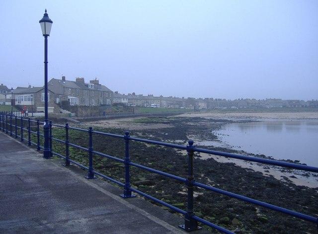 The Bay, Amble