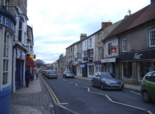 High Street, Wetherby