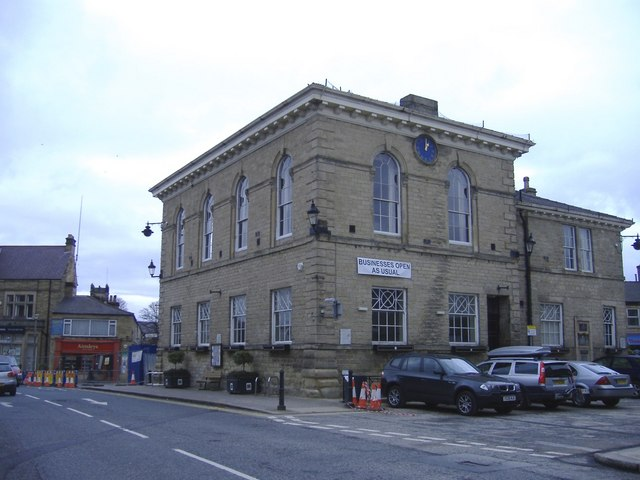 Town Hall, Wetherby