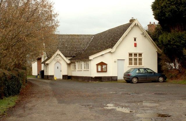 Brome Street Village Hall