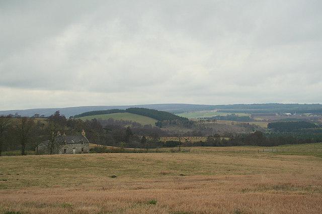 House at Mains of Kirdells.