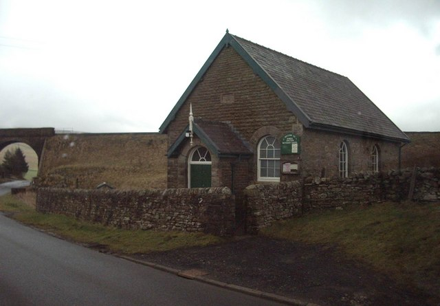 Hawes Junction Methodist Chapel