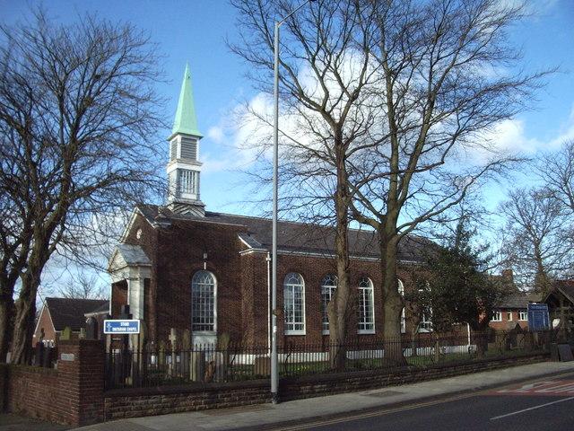 Stand Unitarian Chapel