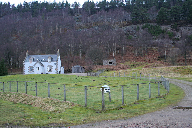 Callander Cottage.