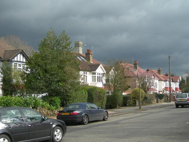 Valley Road, Shortlands