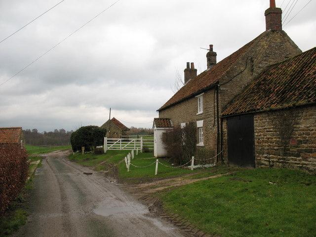 Cottage at Ganthorpe
