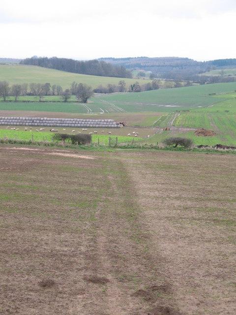 Footpath to Howthorpe Farm