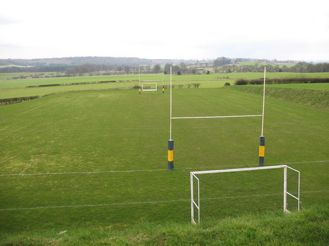 Terrington School playing fields
