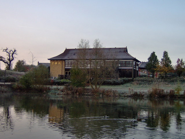 Kam Tong Chinese restaurant, Great Holm