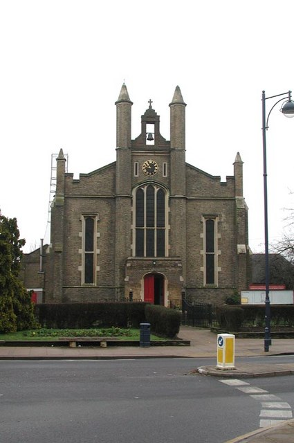 Christ Church Waltham Cross Herts