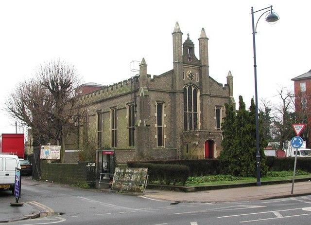 Christ Church Waltham Cross Herts