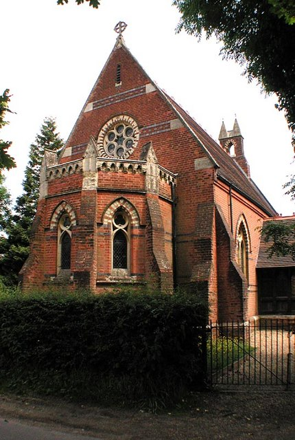 Holy Trinity, Bentley Heath, Herts