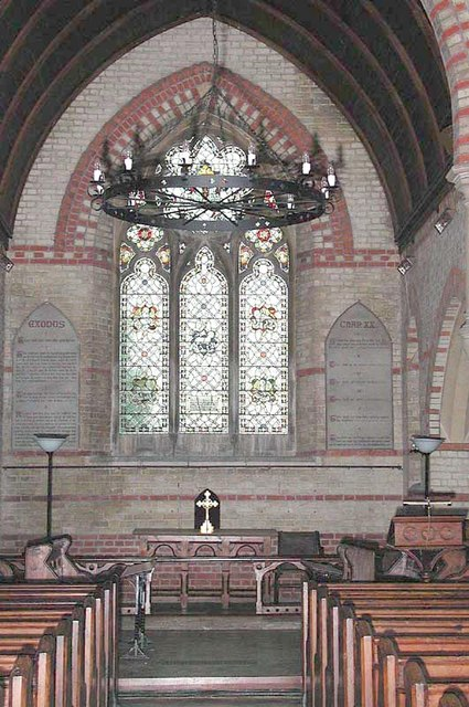 Holy Trinity, Bentley Heath, Herts - East end