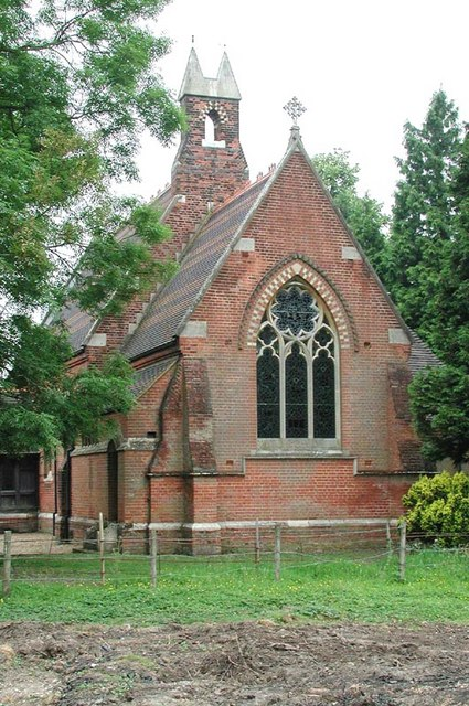 Holy Trinity, Bentley Heath, Herts