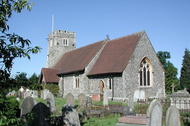 St Margaret, Ridge, Herts