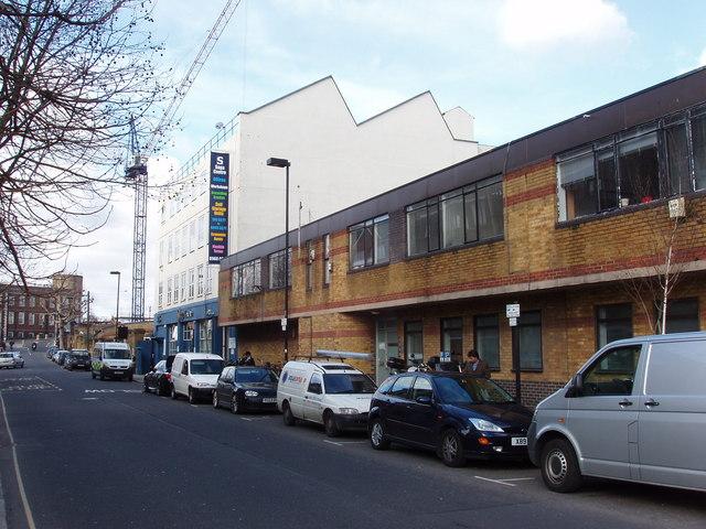 Saga Centre, Kensal Road