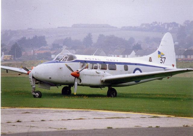 Aircraft at Shoreham, 1986