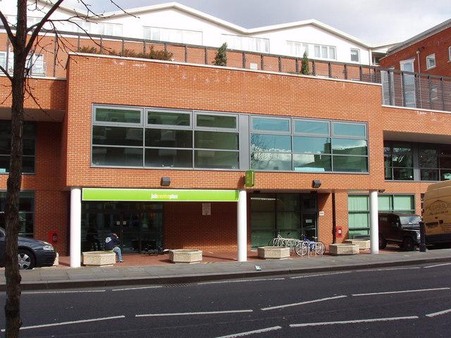 Kensal Road JobCentre Plus office