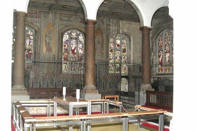 St Etheldreda, Hatfield, Herts - Chapel