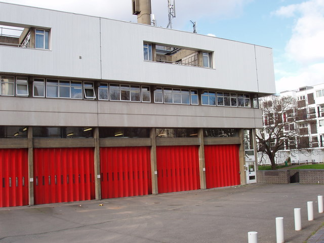 Paddington Fire Station