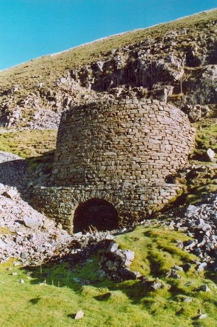 Limekiln near Winterings