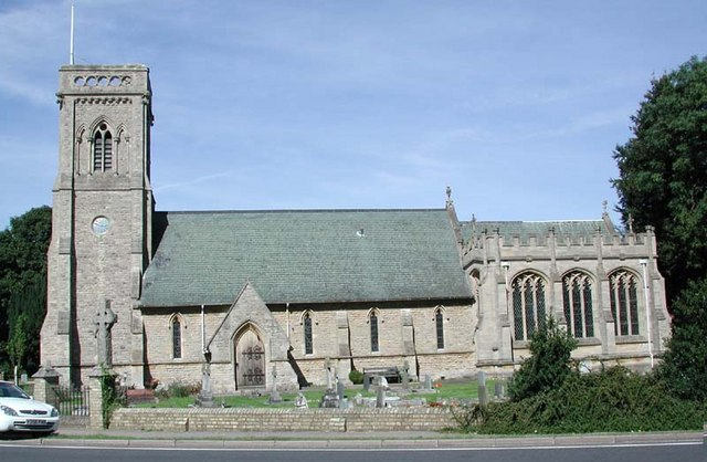 St John the Evangelist, Lemsford, Herts