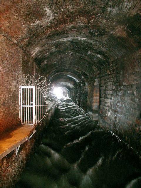 The Dark Arches, Granary Wharf