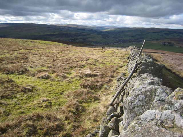 Wall at Dry Side