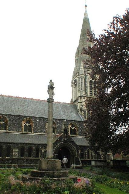 St Andrew, Hertford, Herts