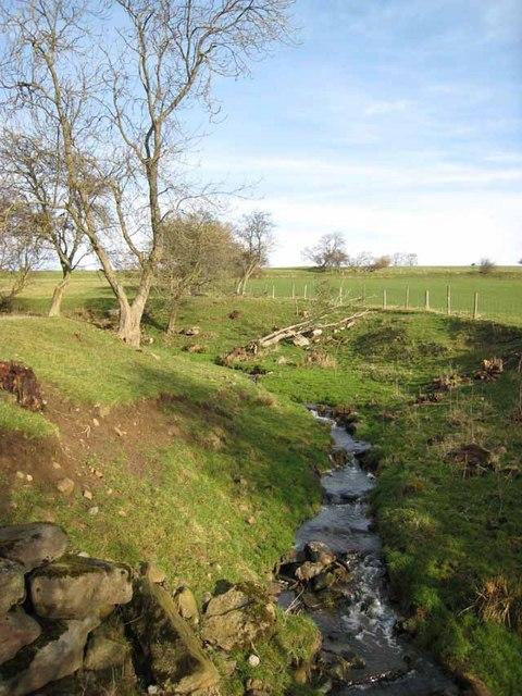 Stream near Halfway House