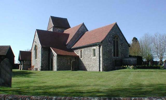 Holy Cross, Sarratt, Herts