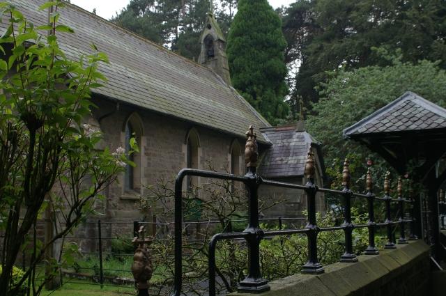 St . Hubert's R.C. church