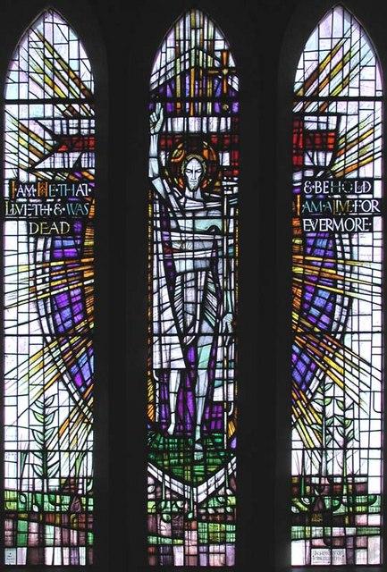 St Paul, Chipperfield, Herts - Window
