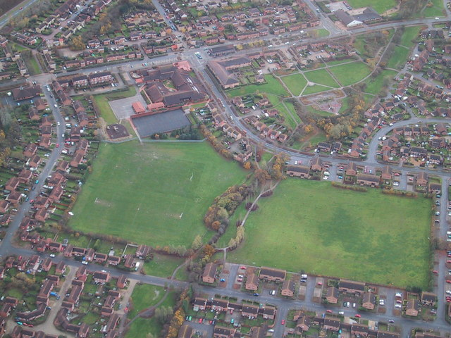 Two Mile Ash Middle School and Playing Fields