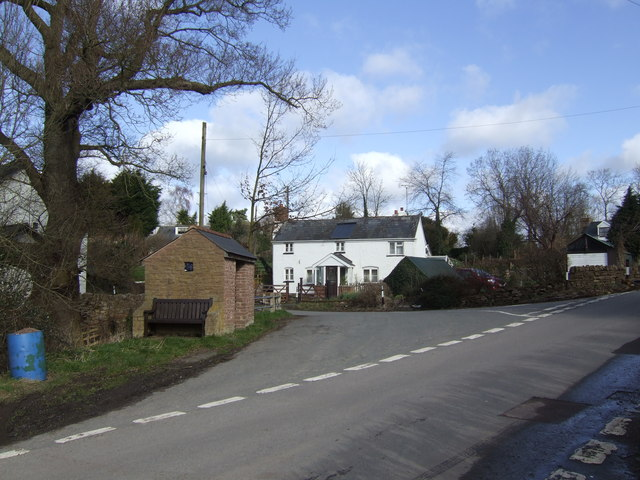 Cottage at Orcop Hill