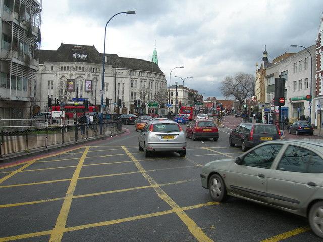 Bromley Road, SE6