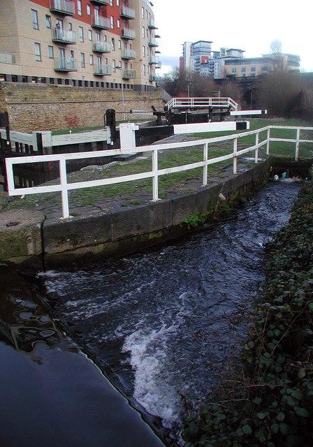 St. Anns Ing Lock, Leeds