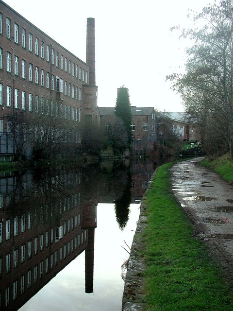 Canal Mills, New Wortley