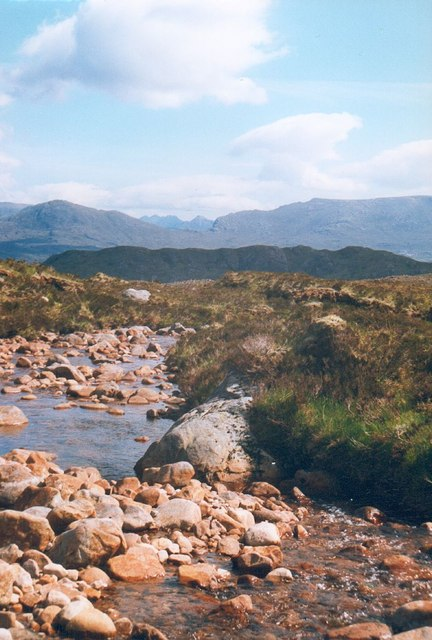 Abhainn Loch na h Oidhche