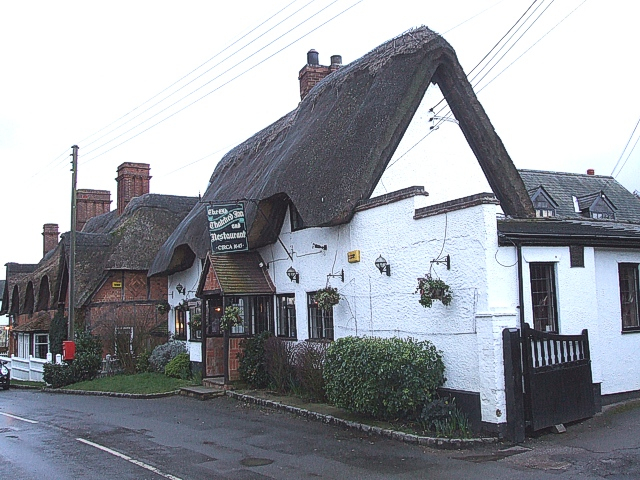 The Thatched Inn & Restaurant, Adstock