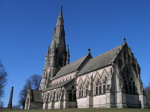 Victorian Gothic Splendour