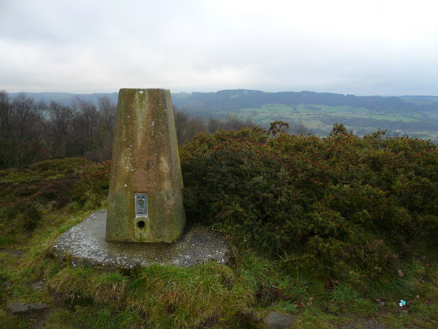 Farhill - Triangulation Pillar