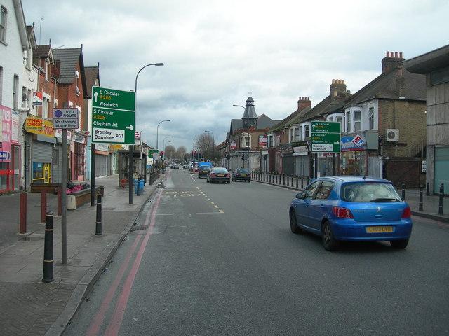 Brownhill Road, SE6