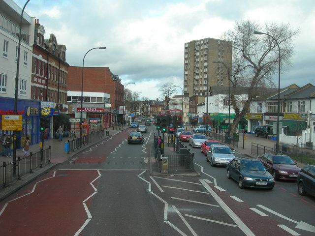 Rushey Green, SE6