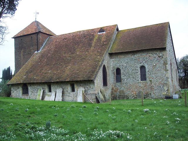 St John's Church, West Grimstead