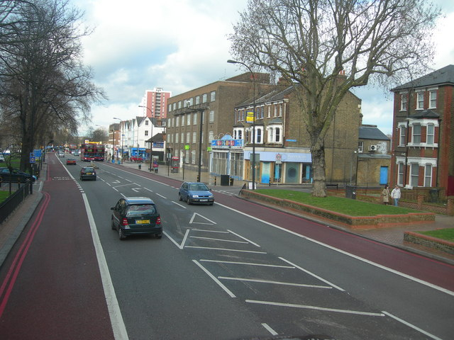 Rushey Green, SE6